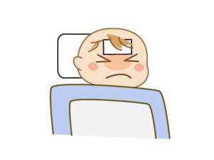1赤ちゃんが熱を出したときの対処法